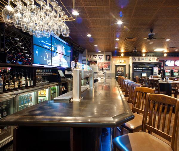 Bar sportif