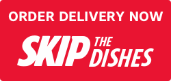 Order delivery now. Skip The Dishes